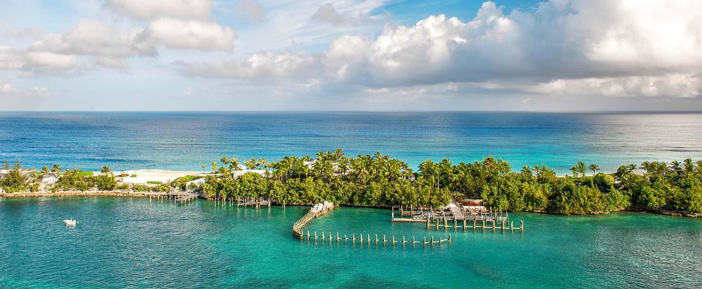 bahamas beach caribbean sea - Private jet charter and superjet charter broker mlkjets destinations