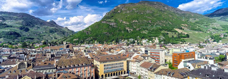 bolzano italy - Private jet charter and superjet charter broker mlkjets destinations