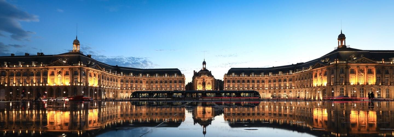 bordeaux private jet charter - Private jet charter and superjet charter broker mlkjets destinations