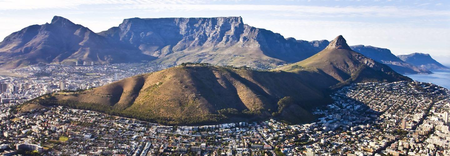 cape town south africa - Private jet charter and superjet charter broker mlkjets destinations