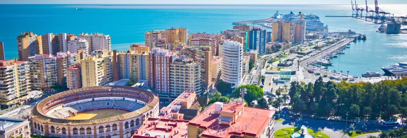 MALAGA PRIVATE CHARTER JET AIR CHARTER