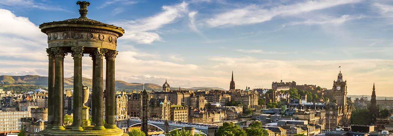 edinburgh scotland - Private jet charter and superjet charter broker mlkjets destinations