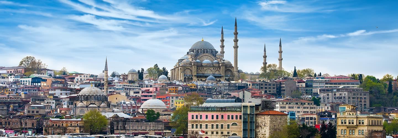 istanbul turkey hagia sofia destination jet charter superjet broker luxury jet hire jets charter mlkjets - Private jet charter and superjet charter broker mlkjets destinations