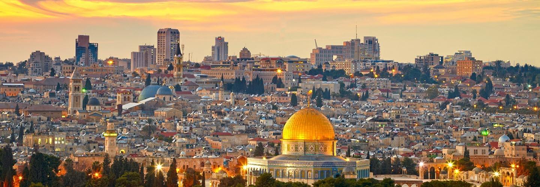 jerusalem israel - Private jet charter and superjet charter broker mlkjets destinations