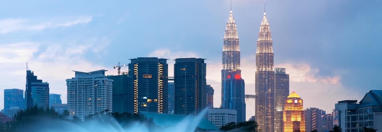 kuala lumpur malaysia - Private jet charter and superjet charter broker mlkjets destinations