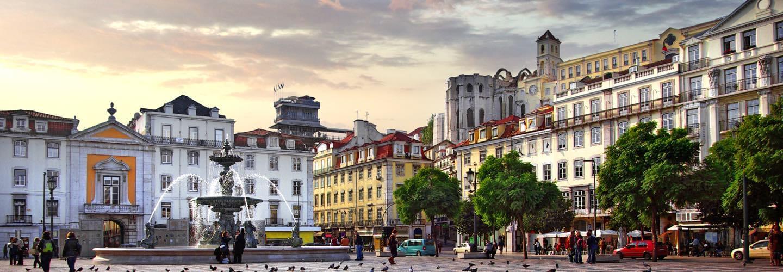 lisbon portugal destination jet charter superjet broker luxury jet hire jets charter mlkjets - Private jet charter and superjet charter broker mlkjets destinations