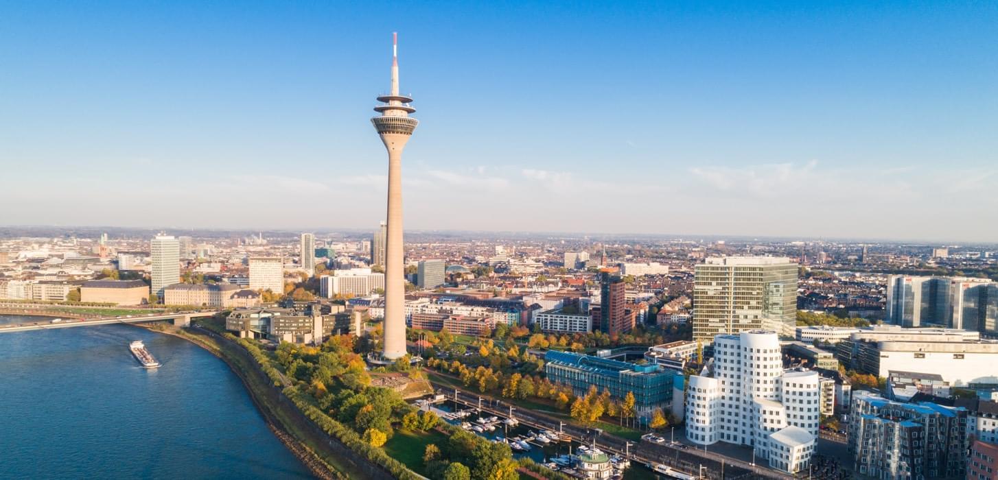 lj destination dusseldorf - Private jet charter and superjet charter broker mlkjets destinations