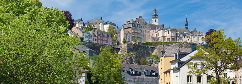 lj destination luxembourg - Private jet charter and superjet charter broker mlkjets destinations