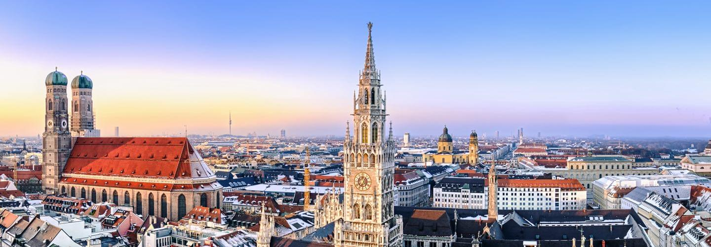 MUNICH PRIVATE CHARTER JET AIR CHARTER