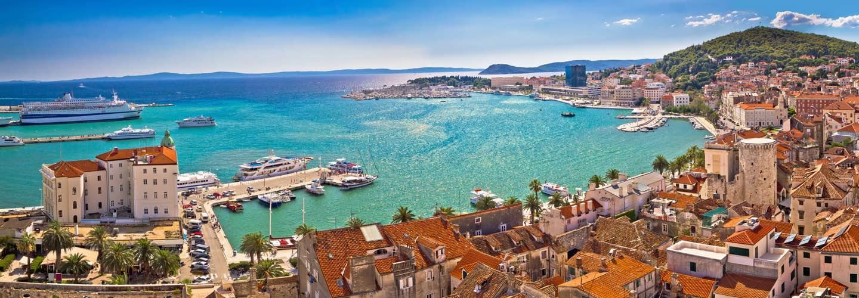 split harbor croatia destination jet charter superjet broker luxury jet hire jets charter mlkjets - Private jet charter and superjet charter broker mlkjets destinations