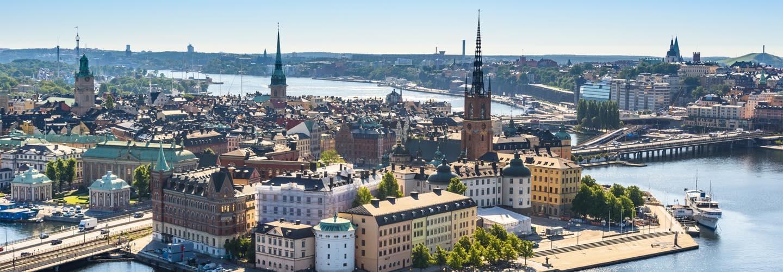 stockholm sweden destination jet charter superjet broker luxury jet hire jets charter mlkjets - Private jet charter and superjet charter broker mlkjets destinations