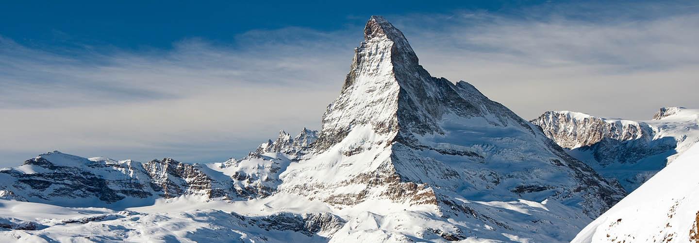 zermatt switzerland - Private jet charter and superjet charter broker mlkjets destinations