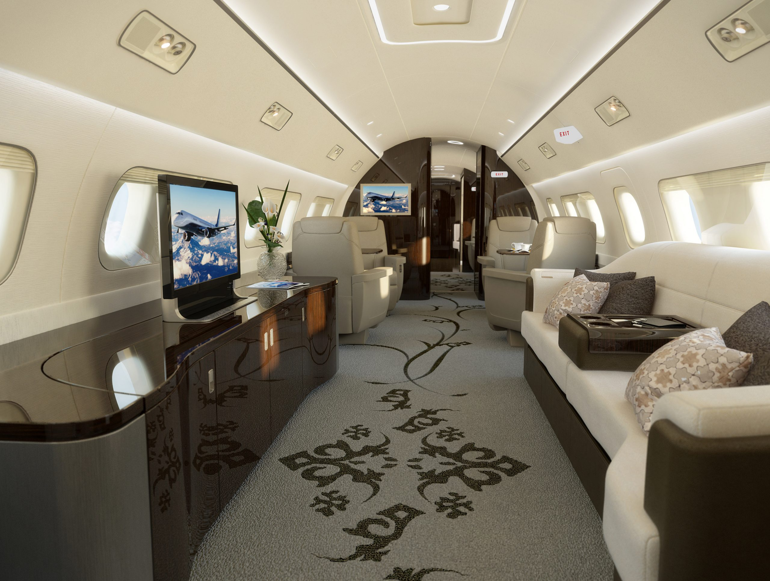 Embraer private jet charter Embraer business jet Embraer corporate jet Embraer charter1 scaled - Embraer private jet builder Embraer private charter and Embraer jet broker