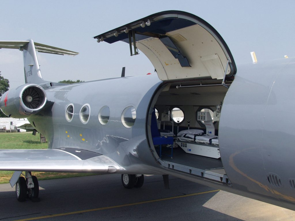 Private Charter Air Ambulance2 - Private Charter Air Ambulance